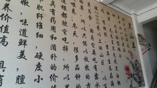 HuiZe HeiShan Yang