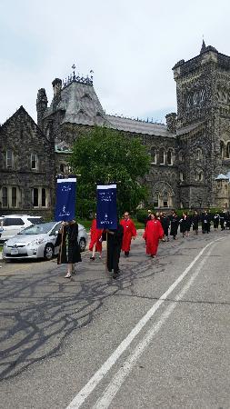 University of Toronto : 毕业啦
