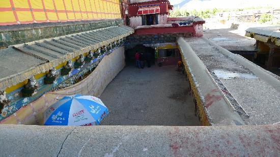 Nichi Temple: 林芝的尼赤寺