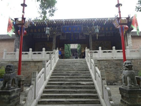 Dai County, China: 正门