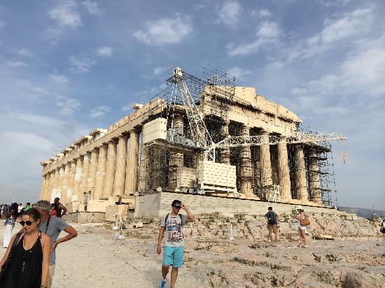 Acropole : 卫城