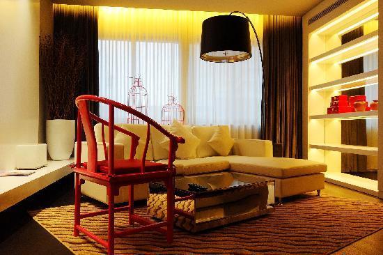 Jinjiang MetroPolo Hotel Classiq Shanghai Jing An Temple: 客房