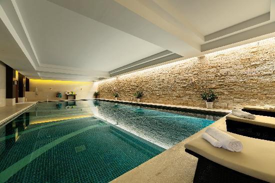 Wenchang Shanhaitian Hotel : 泳池