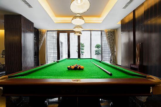 Wenchang Shanhaitian Hotel : 台球