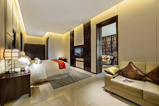 Wenchang Shanhaitian Hotel : 豪华套房