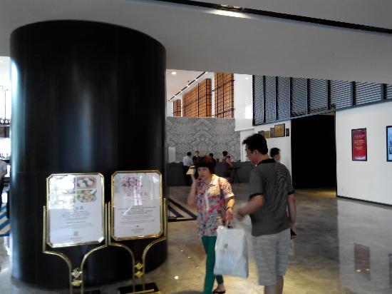 Hainan Junhua Haiyi Hotel: 大堂