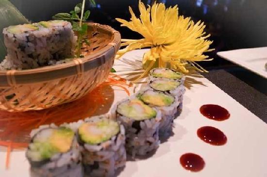 Yume Asian Bistro: califorlia roll