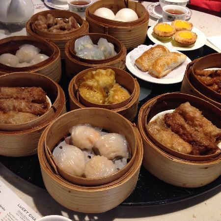 Crown Towers Melbourne: yum cha