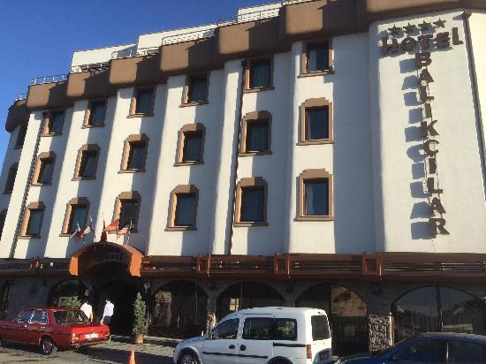 Hotel Balikcilar : Konya特色酒店