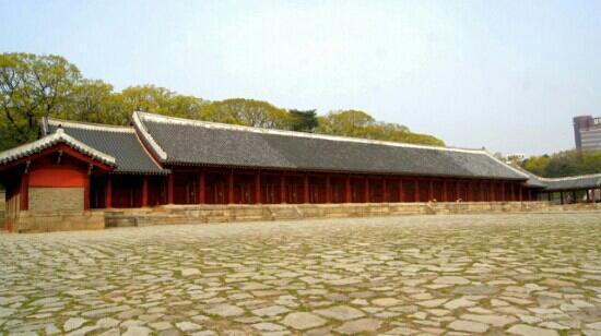 Jongmyo Shrine : 宗庙
