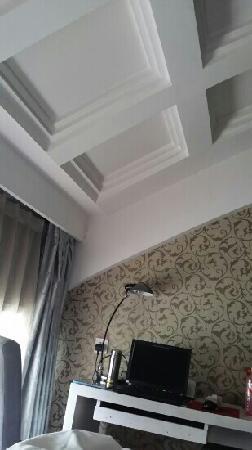 Yiwu Friend Hotel: 富蓝特六楼房间