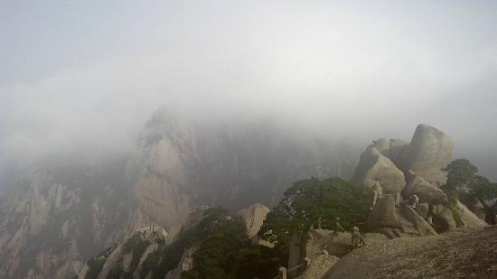 Celestial Capital Peak (Tian Du Feng): 2