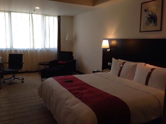 Holiday Inn Shanghai Vista: 古井假日客房