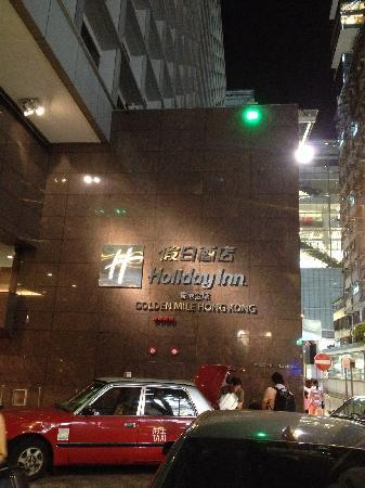 Holiday Inn Golden Mile Hong Kong: Golden mile holiday inn