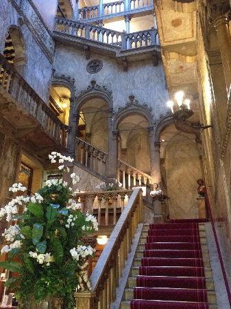 Hotel Danieli, A Luxury Collection Hotel: 美丽的酒店大堂
