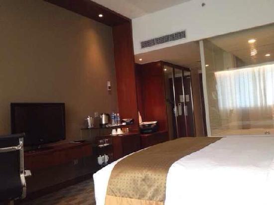 Holiday Inn Shanghai Pudong: 客房