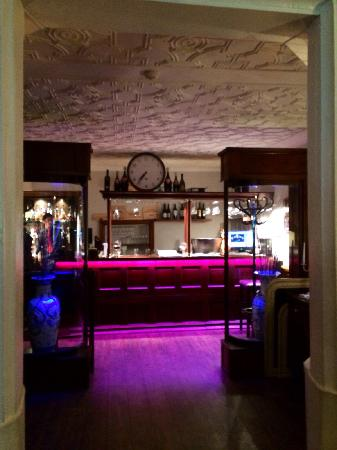 Oxo's Restaurant: interior