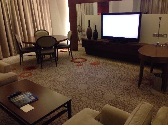 Sheraton Dubai Mall of the Emirates Hotel: 房间