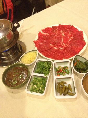 Bulls Pot (Jian Guo Men)