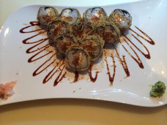 Lugo, Italia: Maki fritto