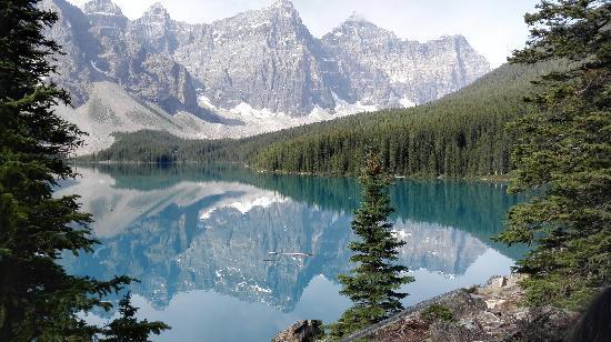 Medicine Lake: 莫兰湖