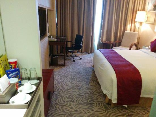 Mercure Chengdu North Hotel: 干净