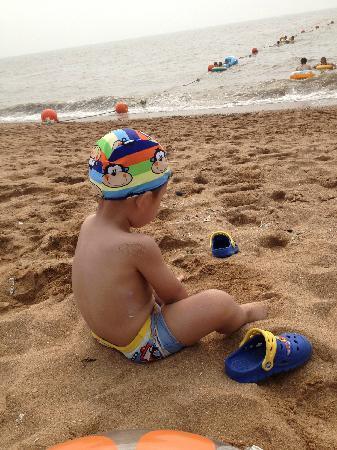 Xingcheng Beach Resort: 海滩