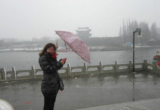 Jingzhou Historical and Cultural City Area : 0