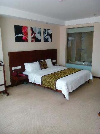 โรงแรมเมอร์เคียว หว่านซ่าง ปักกิ่ง: 客房