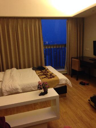 Lanlianhua International Hotel Apartment
