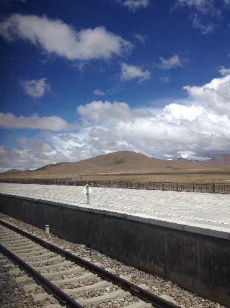 Train from Beijing to Lhasa : 漂亮