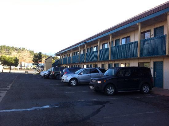 Quality Inn - Flagstaff / East Lucky Lane : 酒店外观