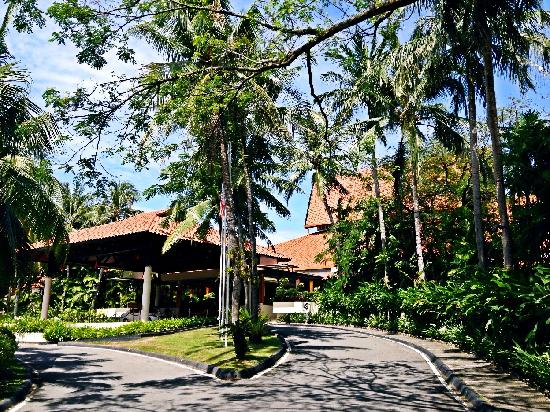 Shangri-La's Tanjung Aru Resort & Spa : 外观