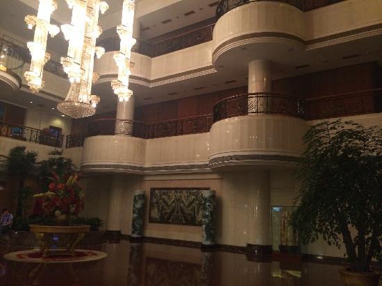 Huimei Hotel: 比较旧的酒店