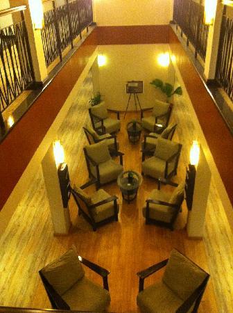 Hotel Sixty3: 休息室