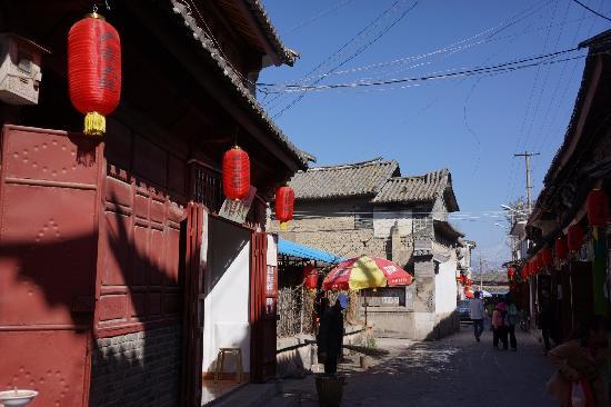 Yanjia Yard: 严家大院的红灯笼