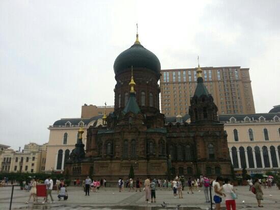 Sophia Square: 教堂外观