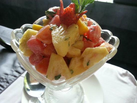 La Villa Mathis : 史上吃过最好吃的沙拉