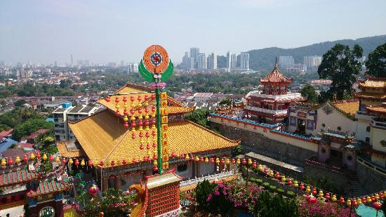 Kek-Lok-Si-Tempel: 极乐寺