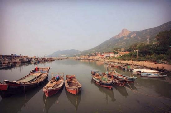 Lingshan Island : 好淳朴的小渔村
