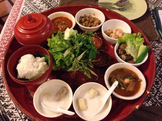 Huen Phen: 套餐一