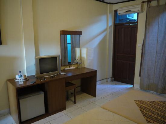 Villa Puri Royan: 房间还可以