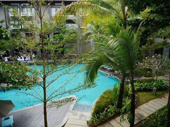 Courtyard by Marriott Bali Nusa Dua Resort : P1010341_调整大小