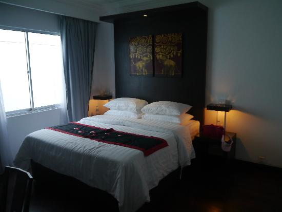 Memoire d' Angkor Boutique Hotel: 卧室