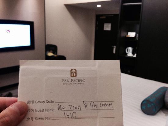 Pan Pacific Orchard: 豪华大床房