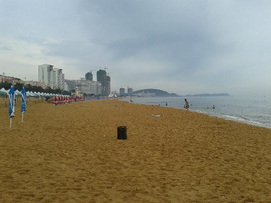 Weihai International Bathing Beach: 威海国际海水浴场