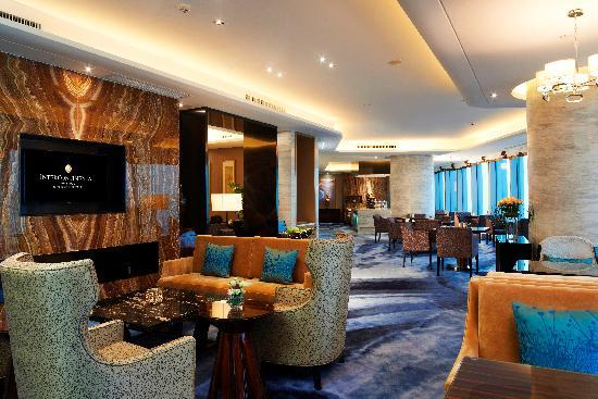 InterContinental Fuzhou: Club Lounge行政酒廊