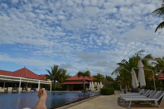 Tamassa Resort : 酒店