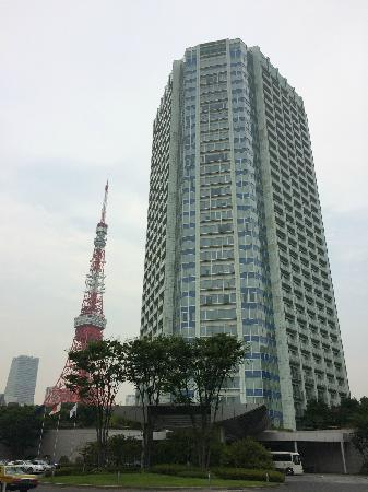 The Prince Park Tower Tokyo: Hotel and the Tokyo Tower