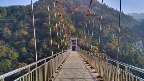 Lushan Scenic Resort: 这桥 也不错